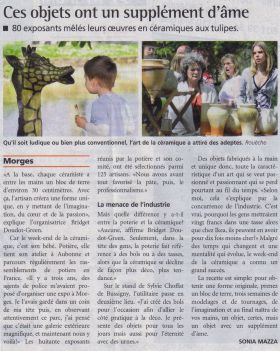 Journal De Morges - 090508