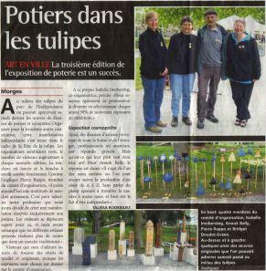 Journal De Morges - 140510
